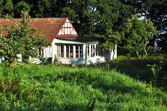 Naturparadies Teutenberg: Gästezimmer im Gartenhaus (Foto: Munich Globe Bloggers)
