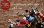 Goodbye, Rubik's Cube's Day! Absolute Retro-Eden, dieser Dublin Flea Market (Design: Davey Ahern / Dublin Flea Market)