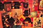 A-Promi-Auflauf im Foam: Audrey, Jesus, Uschi und Don Quijote (Foto: Munich Globe Bloggers)