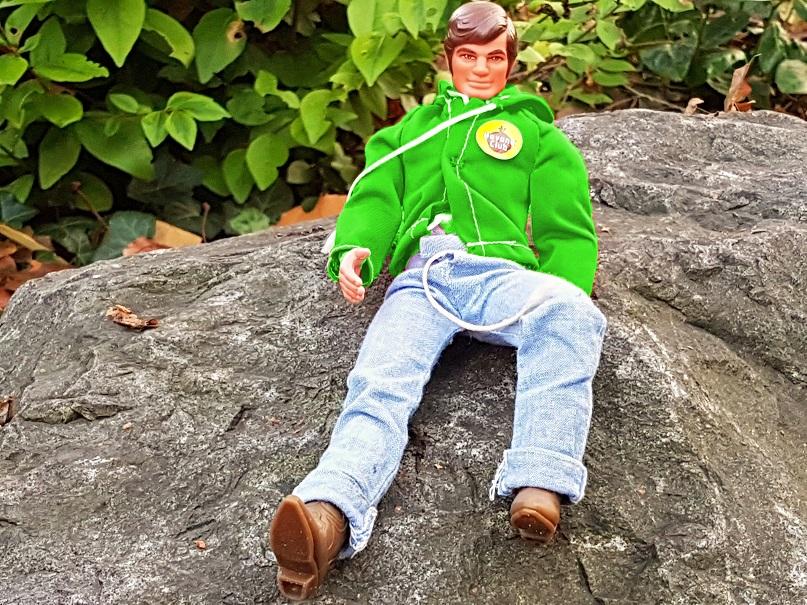St. Patrick's Day came late this year: Jimmy beim Oscar Wilde-Statuen-Ähnlichkeitswettbewerb im Merrion Square, Dublin (Foto: Munich Globe Bloggers / Tara Tulpe)