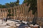 Was vom Römer übrig blieb: Jerash, Jordanien (Foto: Munich Globe Bloggers)