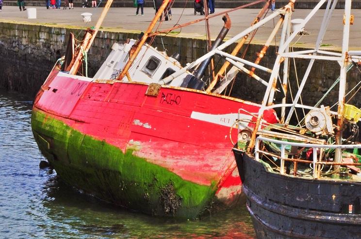 Schiffbruch ohne Tiger: Weltuntergang für den schmalen Geldbeutel (Foto: Munich Globe Bloggers)