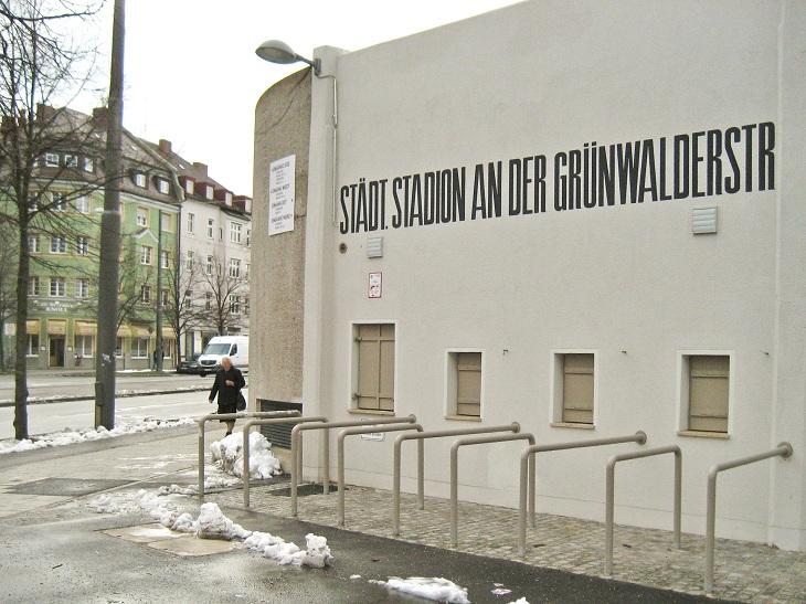 Wir Kinder vom Löwen-Zoo: Grünwalder Stadion, München (Foto: Munich Globe Blökers)
