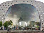 Bolschiger Bastard von einem bezumnie Wohnbasar: Markthal Rotterdam (Foto: Munich Globe Bloggers)