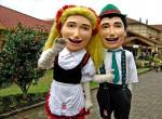 Katrinha und Antoninho aus Nova Hunsrück, Brazil do Sul (Foto: Frank Sputh)